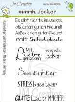 Textstempel - Alles Gute-www.jm-creation.de