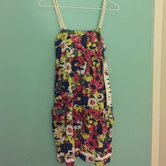 NEW Hurley Sundress Brand new with tags and extra buttons! Super cute for summer! Purchased in juniors section of Macy's. Hurley Dresses