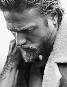 Charlie Hunnam. Well done, Charlie.  Love you,