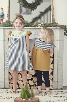 sunday sew: the franklin dress