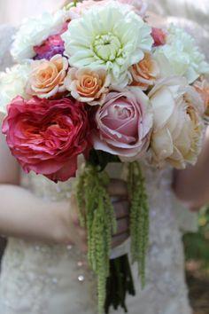 Bouquet from a rustic shabby chic wedding.  http://www.weddingthingz.com/alexis--dj.html