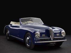 1947 Alfa Romeo 6C 2500 SS Pininfarina