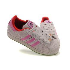 Adidas Superstar 2 Pattern - Beige/Pink (658)