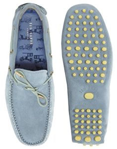 Ted Baker Talpen Driving Shoes