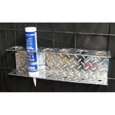 Enclosed Trailer Caulking Holder