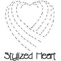 Hand Quilting Patterns: Nancy-Page-Quilting-Design-Interlocked ... : hand quilting ideas - Adamdwight.com