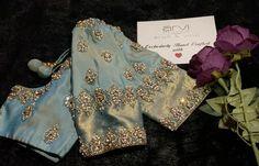 Saree Blouse Patterns, Saree Blouse Designs, Blouse Styles, Best Blouse Designs, Bridal Blouse Designs, Saree Quotes, Wedding Blouses, Computer Works, Work Blouse