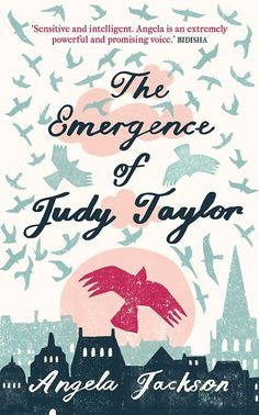 The Emergence of Judy Taylor - cover illustration by Debbie Powell