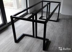 Металлический каркас для столов, стульев, стеллажа— фотография №1