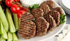 Greek Meatballs - In the Kitchen with Stefano Faita