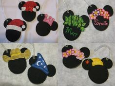 Great idea! Luggage Spotter - Luggage Tag Personalized For Your Disney Cruise Or Anywhere. $8.75, via Etsy.