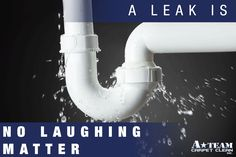 A water leak or flooding inside your home is no laughing matter, and the typical towel method to soak up excess water isn't enough. Call our water damage repair experts to assess and fix any damage instead. 580-713-1018. #ateamcarpetclean #ateamlawton #lawtonok #waterrepair #carpetclean Carpet Repair, Water Damage Repair, Grout Cleaner, Before And After Pictures, How To Clean Carpet, A Team, Cleaning Hacks, Laughing, Towel