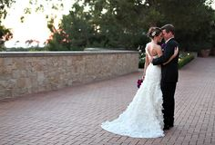 Pelican Hill Wedding : Elise + Chris