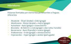 Português para todos: Hibridismo
