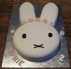 miffy cake2 …