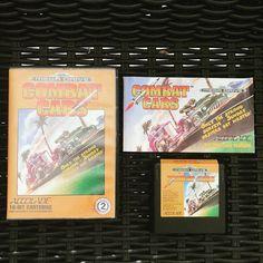 #Sega #MegaDrive #CombatCars #Accolade #CIB #RetroGamer #SegaMegaDrive #SegaGenesis #ConsoleGaming #ConsoleGamer #PAL #Dortmund #retromaniac http://ift.tt/2qRRwkp