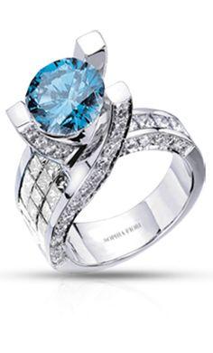 Sophia Fiori | Venus Collection | Signature Diamond Ring