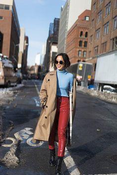Lo Mejor Del Street Style De NYFW Fall 2017 | Cut & Paste – Blog de Moda