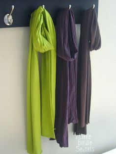 Scarves are not only functional, but super stylish. If you don't have time (or inclination) to knit or crochet one, cut one instead. Seriously–it's that easy. Find a rayon/cotton knit or jersey knit–something that is soft and has a little... Continue Reading →