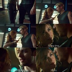 Clace Fanart, Malec, Clary E Jace, Clary Fray, Cassie Clare, Dominic Sherwood, Katherine Mcnamara, 10 Picture, Shadow Hunters