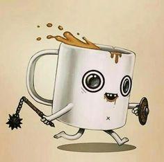 Death wish coffee, yessss!
