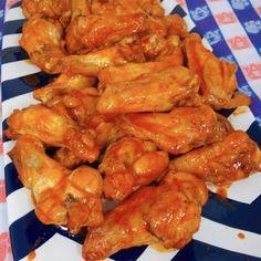 Beer Brined Chicken Wings {Football Friday}