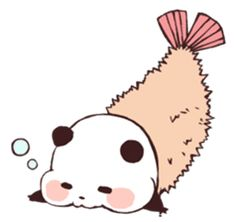 Yururin Panda – LINE Stickers | LINE STORE Panda Love, Panda Bear, Panda Wallpapers, Cute Wallpapers, Cute Cat Gif, Cute Cats, Panda Kawaii, Panda Lindo, Baby Hamster