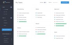 1. doiq   my tasks page                                                                                                                                                                                 More