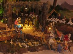 nacimientos | Nacimiento navideño mexicano Christmas Nativity, Christmas Wood, Country Christmas, All Things Christmas, Christmas Time, Mexican Christmas Traditions, Holiday Traditions, Mexican Art, Merry Xmas