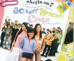 Album 30 Hari Mencari Cinta Sheila on 7 Mp3