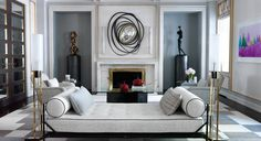 Jean-Louis Deniot's Fifth Avenue Style - The Style Guide From LuxDeco