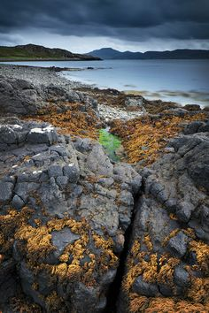 Coral Beach, Claigan, Waternish Peninsula, Isle of Skye, Hebrides, Highlands, Scotland by Ian Hex of LightSweep