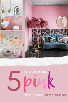 Click the link to see how you can add more pink into your interior design. Whether you're wanting uPVC Front Doors Black in colour, uPVC Front Doors Grey in colour, Brown uPVC Doors or White uPVC Doors, we have the perfect uPVC Doors for you.  #homeblogpostideas #homeblogger #blog #homeblog #homeblogtopics #blogging #homeblogposts #homeblogsdecor #homelogsinteriordesign #homeblogideas #upvcfrontdoor
