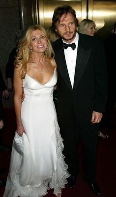 Natasha Richardson & Liam Neeson were married from 1994-2009 until her death