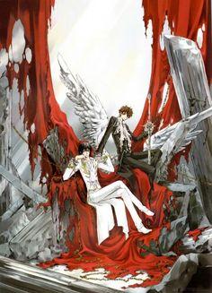 Code Geass - Lelouch vi Britannia (Lamperouge) x Suzaku Kururugi