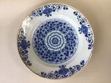 18th Century Delft Plate