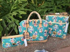 Epcot Flower And Garden Festival Dooney and Bourke Bags Now Available!!