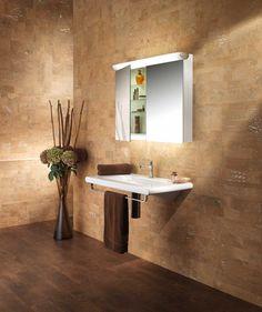Schneider Faceline Mirror Cabinet