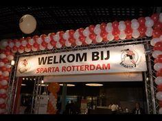 Sparta Rotterdam, Broadway Shows
