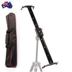 AU 32  80cm Track Dolly Slider Video Stabilizer System for DSLR DV Camera + Bag
