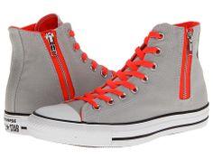 Converse Chuck Taylor® All Star® Side Zip Hi