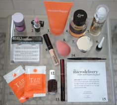 The Beauty Products I Always Run Out Of (And Rebuy).