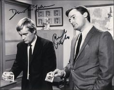 The Man From UNCLE.. Always Illya Kuryakin for me