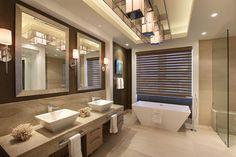 Marco Island Makeover contemporary-bathroom