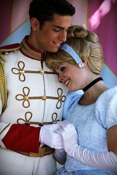 Cinderella and Prince Charming Face Characters Walt Disney, Disney Pixar, Disney E Dreamworks, Disney Couples, Disney Girls, Disney Love, Disney Magic, Cosplay Disney, Cinderella And Prince Charming