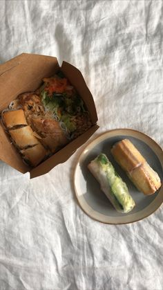 Fresh Rolls, Photo And Video, Ethnic Recipes, Instagram, Food, Meals