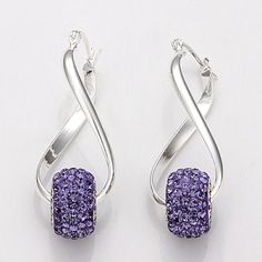 Pandora Earrings. love these earrings. I don't need the beads. I have several beads I could wear on them.