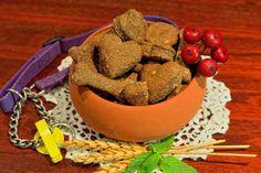 Today's Dog Treat Cookie Recipe Dog Treat Cookie Recipe, Cookie Do, Dog Treat Recipes, Dog Food Recipes, Meal Recipes, Mint Cookies, Dog Cookies, Homemade Dog Treats, Healthy Dog Treats