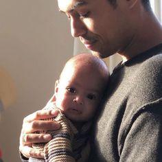 #amberromee #babygirl #keepyousafe #cuddles #proudfather