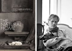 Swedish stylist Hans Blomquistuses nature as his muse in his